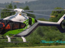Bluecopter Helicopter by Airbus