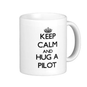 keep_calm_and_hug_a_pilot_mug