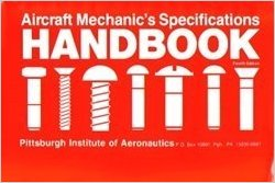 Aircraft Mechanic's Specifications Handbook