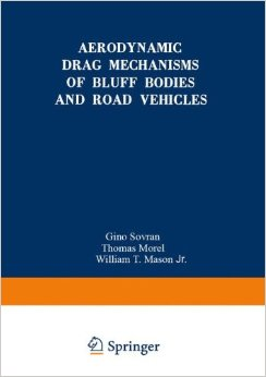 Aerodynamic Drag Mechanisms of Bluff Bodies & Road Vehicles