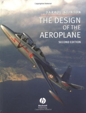 Design of the Airplane 2nd Edition by Darrol Stinton