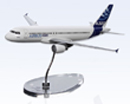 Airbus A320 Scale 1:100