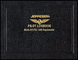 Jeppesen Pilot Logbook- Meets JAR-FCL 1.080 Requirements