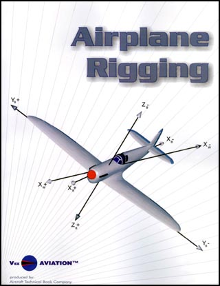 Airplane Rigging (English) by David Russo