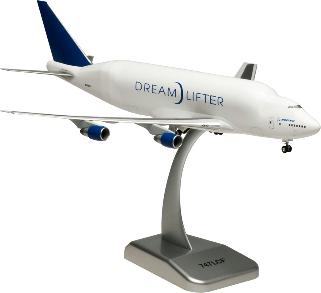 Aircraft Model Boeing 747 Dreamlifter