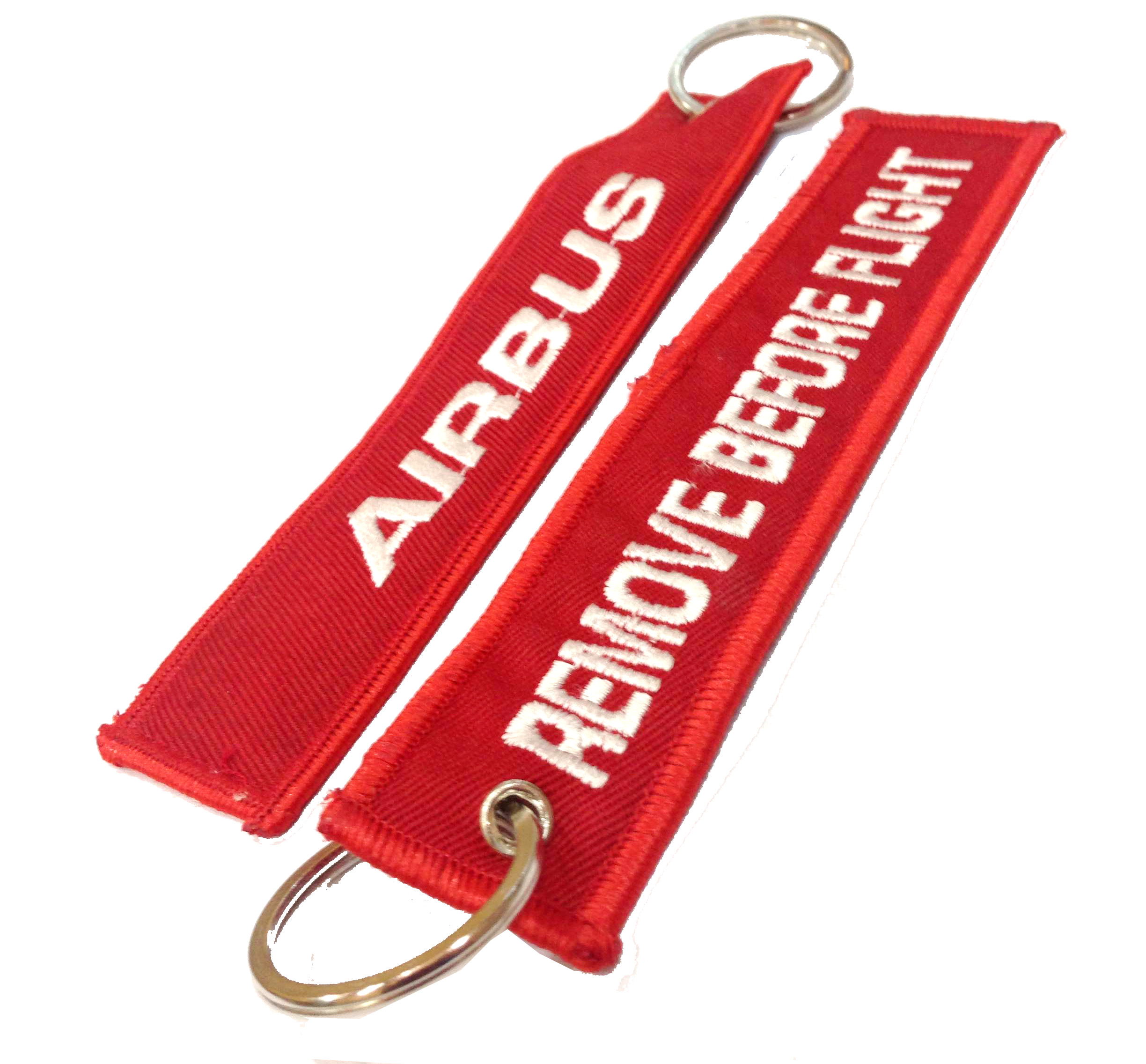 Airbus-Remove Before Flight Keychain