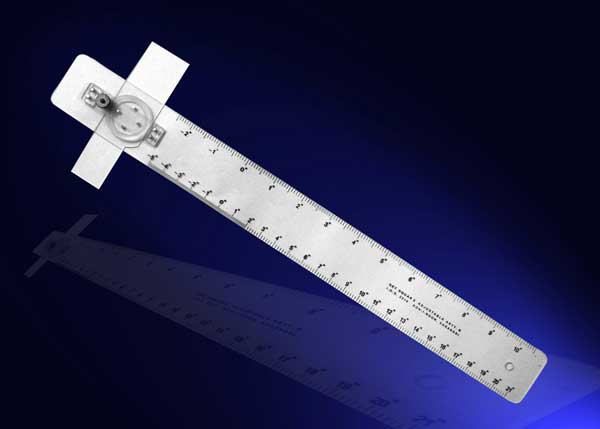 Set Square Adjustable-Scale-Arty-'B'
