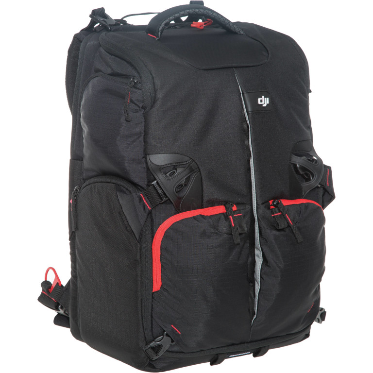 Soft backpack for DJI Phantom